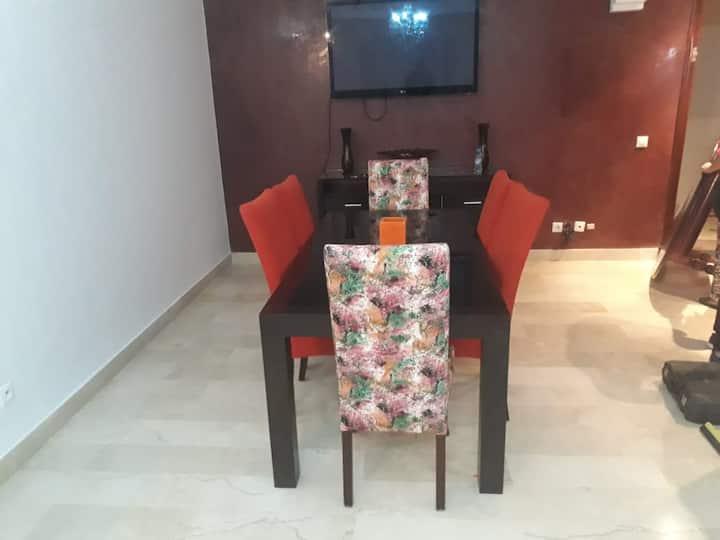 Appartement Meublé à Marrakech