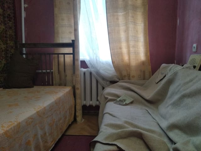 Room in historic Podil and back to the USSR