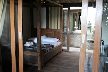 Bali Sunrise, The Mangga Room - Kintamani - Bed & Breakfast