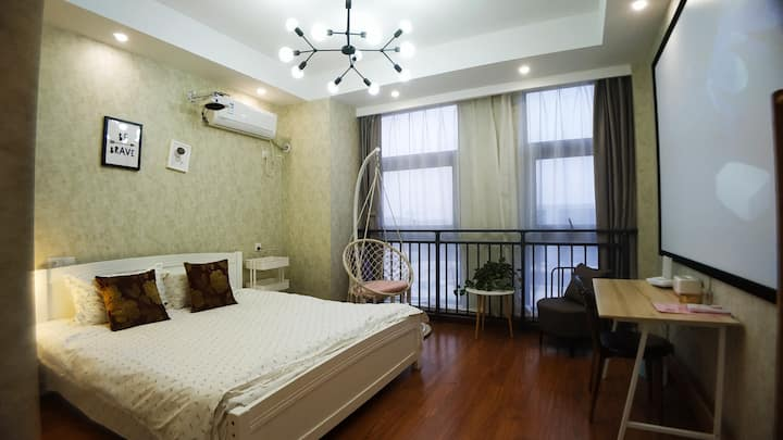 Lotus Apartment in Yifang City, Xuzhou