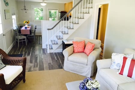 Cape Cod Dream Vacation with a 3 Min Walk to Beach - Dennis - Huis