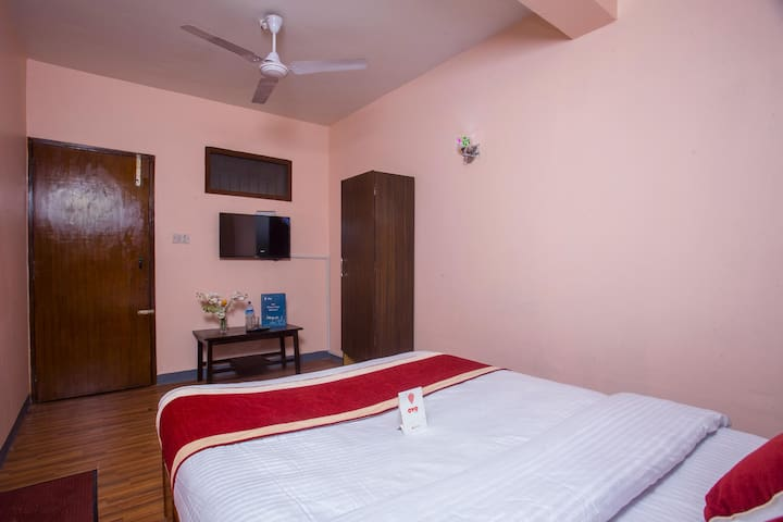 Immaculate Room Deluxe At Kathmandu