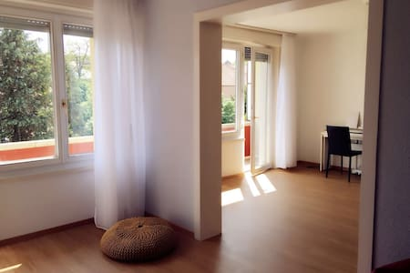 Warm Apartment 5 min to the Center - Bern - Byt