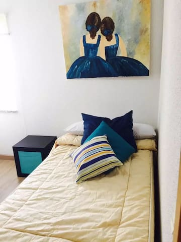 Una habitación privada - Salamanca - Huoneisto