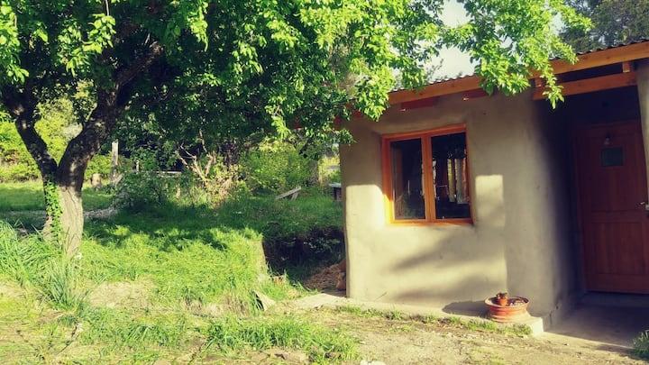 Cabaña en chacra de Lago Puelo