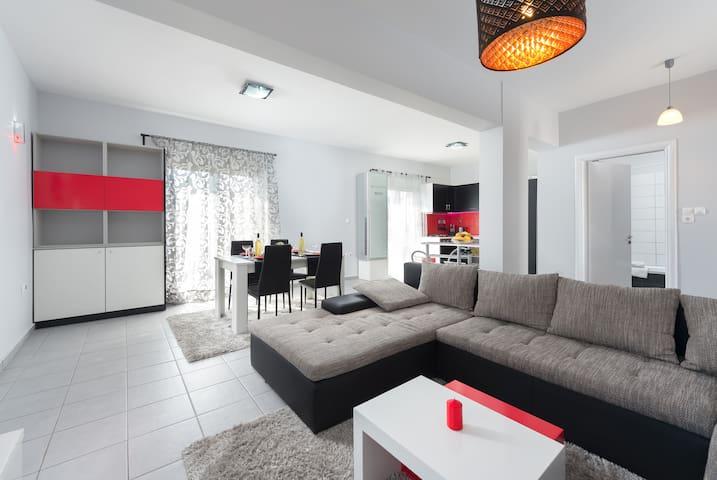 Amazing New design House - Afandou - House