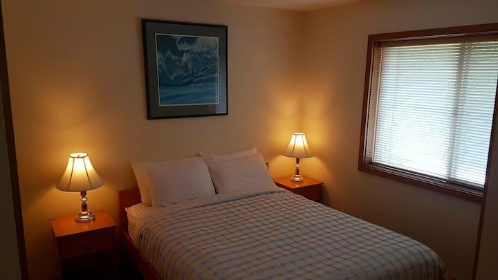 Dockside Lodge: Ocean View Deluxe Suite