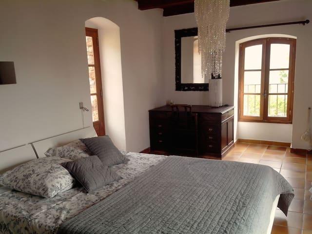 Chambre dans maison d'hotes - Belgodère