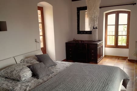 Chambre dans maison d'hotes - Hus