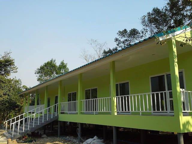 บ้านพวงมณี 2 (Phwng-manee 2) - Tambon Pluang