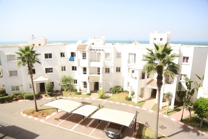 Bel Appartement Horizon sur mer - Tamaris - 아파트