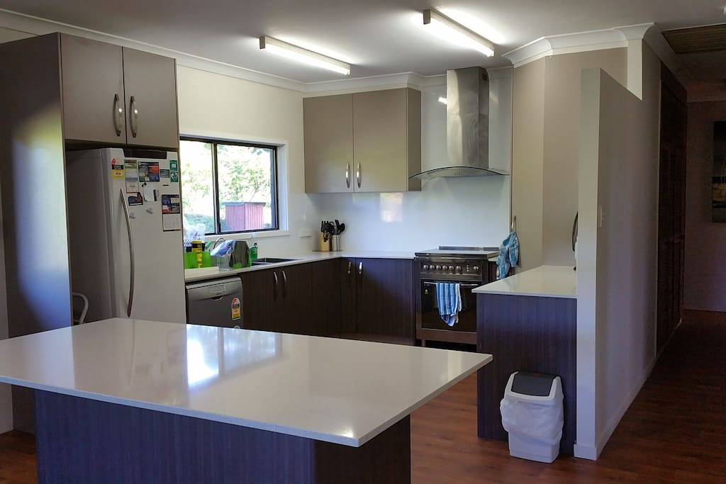 At the heart of this home is a modern kitchen for all of the family to gather in!