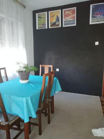 Cozy appartament for 2 next to Maksimir park