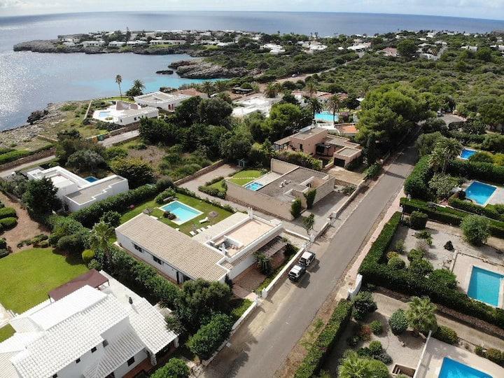 VILLA ALTO STANDING  jardin privado 1000 mts pisci