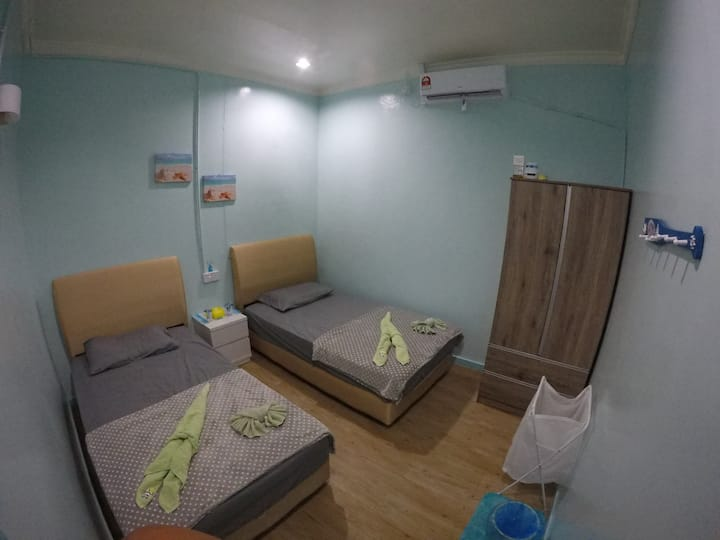 Ocean Home (海洋之家) (room 6)