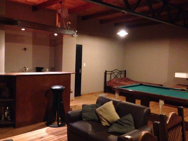 Loft privado 56m2 - Rosario - Rosario - Rumah