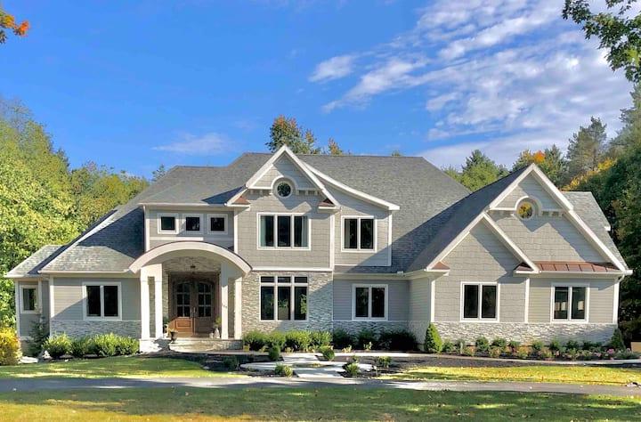 Beautiful Saratoga Springs home