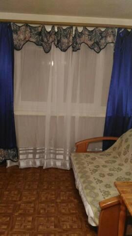 Уютная квартира ждет своих гостей!