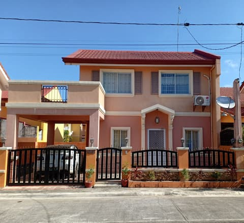 Bring your home transient house in Camella Baliuag