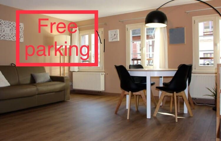 Airbnb Colmar Vacation Rentals Places To Stay Grand