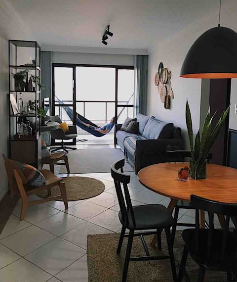 BACUTIA PARADISE: charme, conforto e vista pro mar