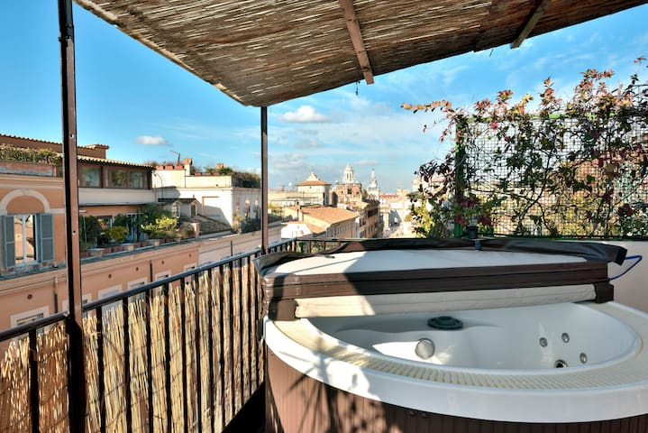 ☀️Corso Penthouse with Swimming Pool SPA☀️
