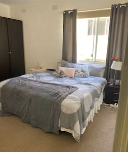 Large bedroom in 2 bedroom apartment in Bondi