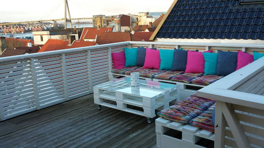 Beautiful appartement in the centre of Stavanger