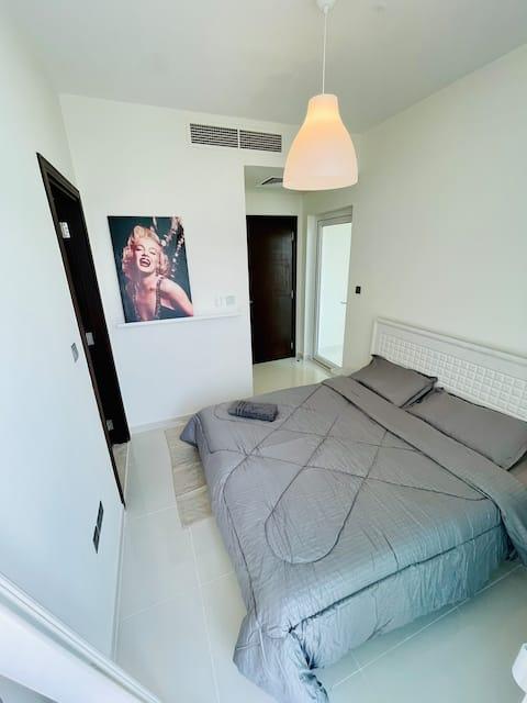 Privat Villa fully furnished in Akoya Oxygen Damac