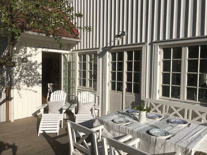 Private villa in charming area 3 km from Södermalm