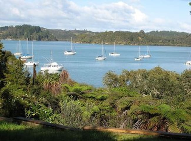 Waikare Lodge Waterfront delight - Opua - Dom
