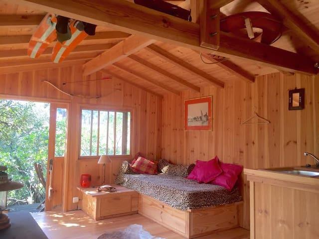 Ma cabane au fond du jardin - Lège-Cap-Ferret - Kisház
