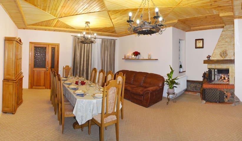 Woodland House - домик для отдыха в Яремче
