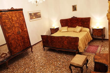 CA' LETIZIA  Authentic Classic Venetian Apartment