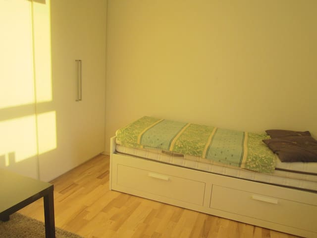 Guest room in a spacious shared apartment - Søborg - Apartemen