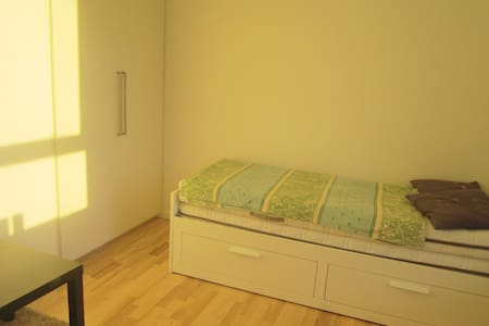 Guest room in a spacious shared apartment - Søborg