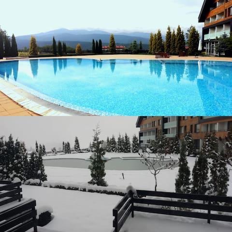 Aspen golf ski and Spa hotel