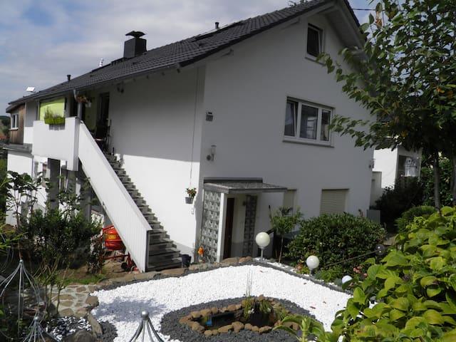 Gemütliche Ferienwohnung in der Nähe von Büdingen
