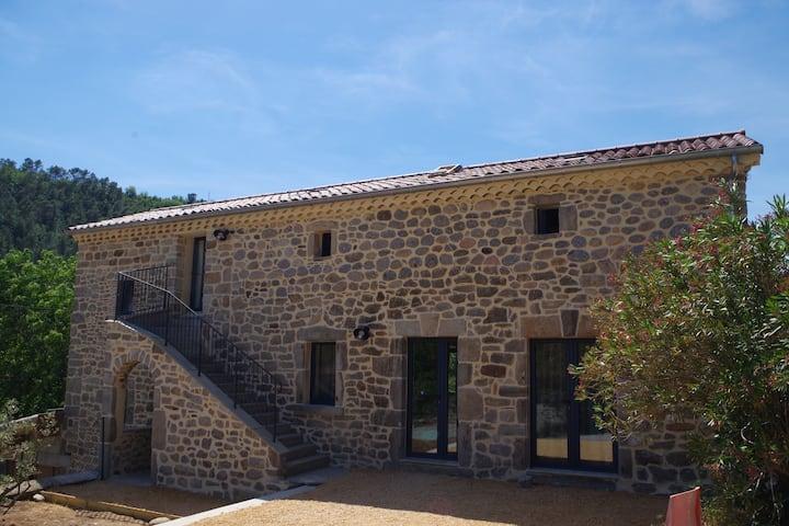 Villa Le Meliet, 12 à 14 pers, piscine privée