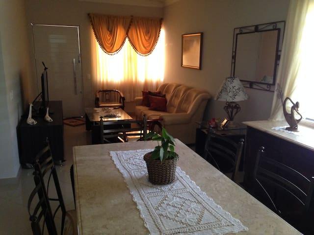 Quarto de casal (Double room) em Foz do Iguaçu¹