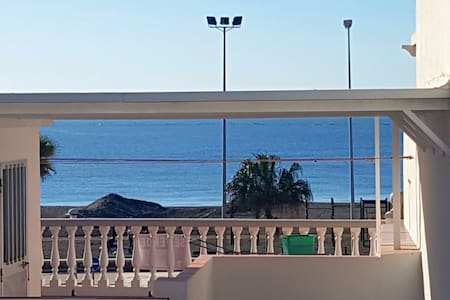 MODERN & at the BEACH! +2 TERRACES & FREE PARKING - Torre del Mar - 公寓