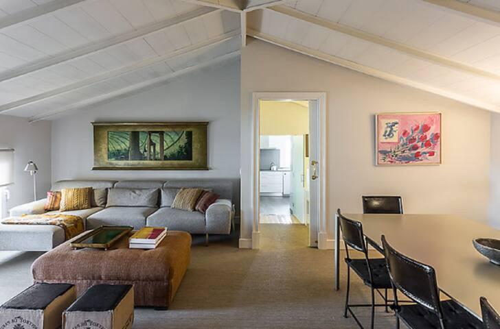 Magnificent apartment in Copenhagen for 8 - Copenaghen - Appartamento