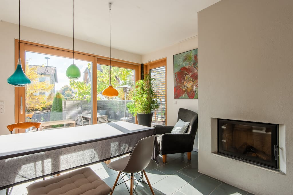 Modernes haus nahe starnberger see houses for rent in for Modernes haus bayern