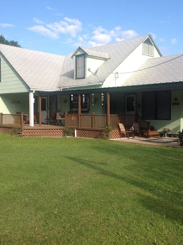 Home in the Heart of Cajun Country - Elton - Hus