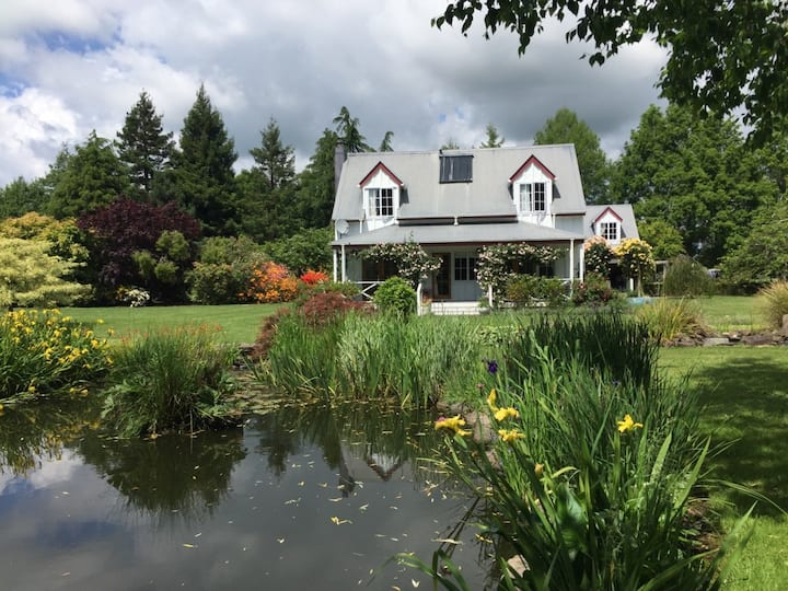White Gables Retreat - peace and tranquility