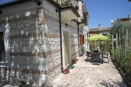 Majella National Park - lovely private apartment. - Rapino, - Pis