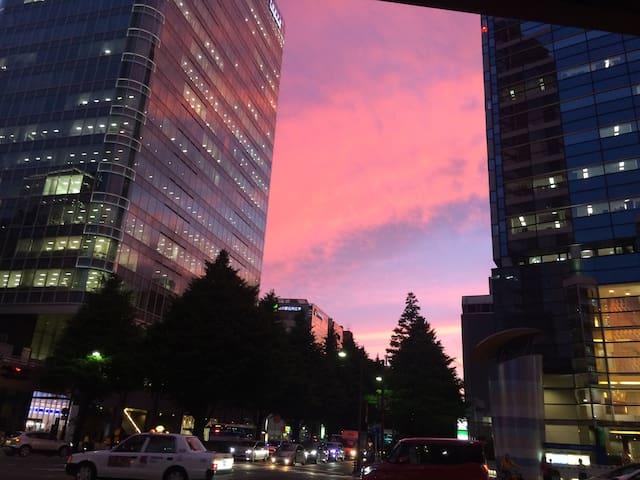 Simple Stay at the center of Sendai - Sendai