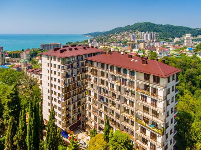 apartment by the black sea(500m)