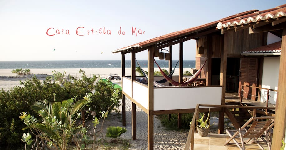 CASA ESTRELA DO MAR B&B~ PREA BEACH - Jericoacoara - Vila
