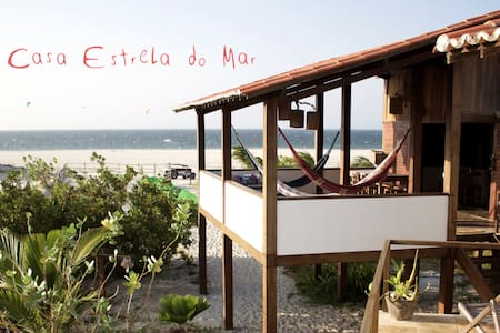 CASA ESTRELA DO MAR B&B~ PREA BEACH - Jericoacoara